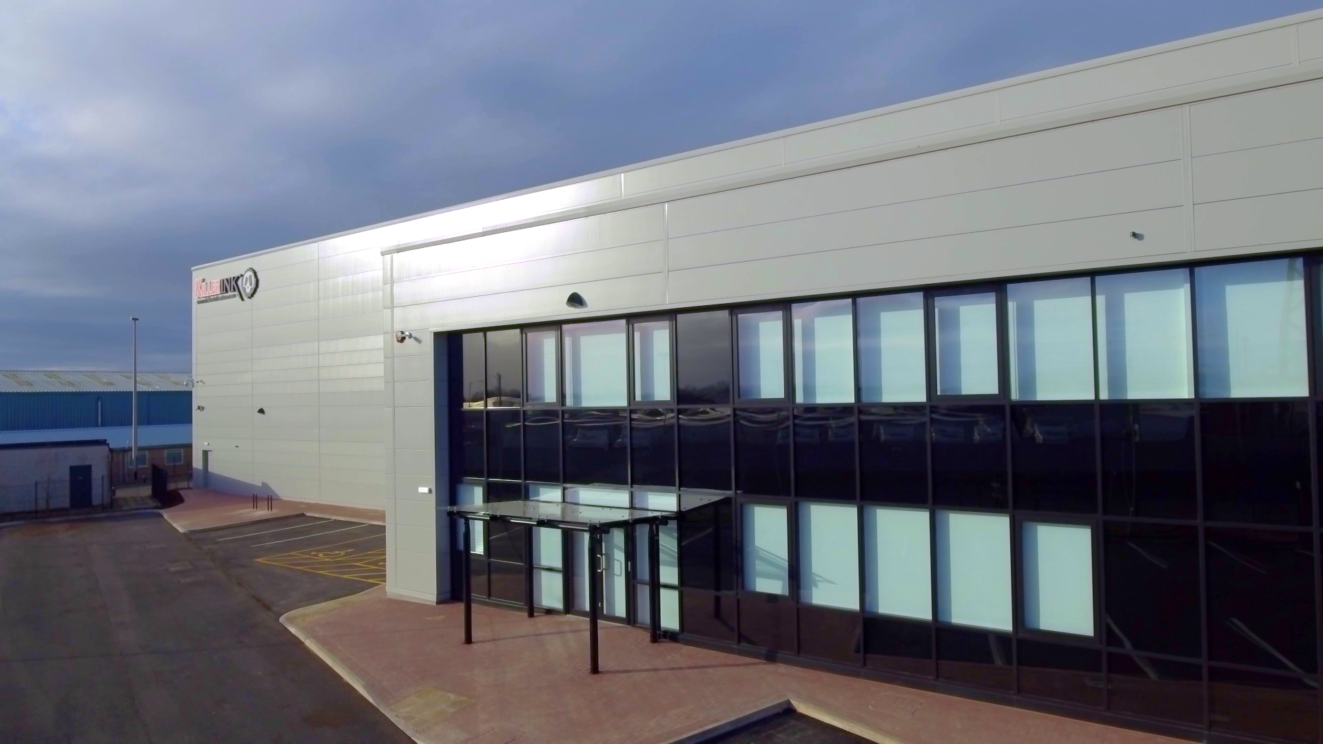 Manchester Industrial Roofing Cladding Contractors Total Roofing Cladding